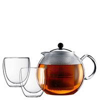 Чайный набор Bodum Assam из 3 предметов, фото