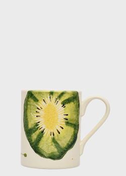Чайная чашка Villa Grazia Фруктовый коктейль 11,5х9см, фото