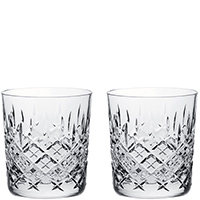 Стаканы для виски Royal Scot Crystal London Large Tumble 2 шт, фото