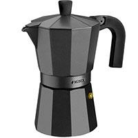 Кофеварка Monix Vitro Black на 12 чашек черного цвета, фото
