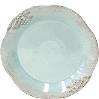 Набор из 6 салатных тарелок Costa Nova Mediterranea 21см голубого цвета, фото