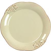Набор из 6 тарелок Costa Nova Mediterranea 30см бежевого цвета, фото