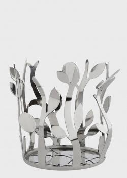 Подставка для оливкового масла Аlessi Oliette серебристая, фото