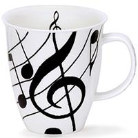 Чашка Dunoon Nevis Ebony, фото
