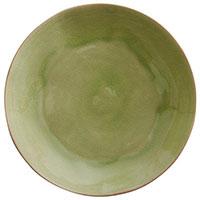 Тарелка для салата Costa Nova Riviera светло-зеленого цвета, фото
