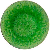 Подставная тарелка Costa Nova Riviera зеленого цвета, фото