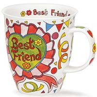 Чашка Dunoon Nevis Best Friends 0,48 л, фото