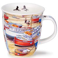 Чашка Dunoon Nevis Low Tide Красная лодка 0.48 л, фото