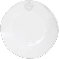 Набор из 6 десертных тарелок белого цвета Costa Nova Nova 21.1см, фото