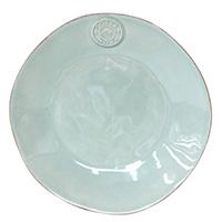 Тарелка десертная Costa Nova Nova бирюзового цвета 21,1см, фото