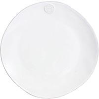 Блюдо белое Costa Nova Nova 33х32.7см, фото
