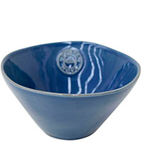 Пиала Costa Nova Nova из синей керамики, фото