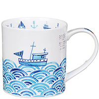 Чашка Dunoon Orkney Anchors Away, фото
