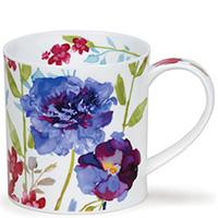Чашка Dunoon Orkney Bloom Blue, фото