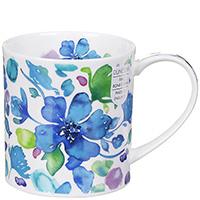 Чашка Dunoon Orkney Firenze Blue, фото