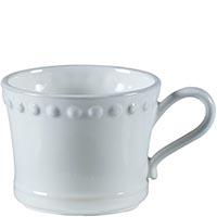 Белая чашка Costa Nova Pearl 300мл, фото