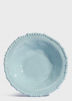 Тарелка Baci Milano Joke Table & Kitchen 21,5см для супа, фото
