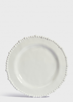 Десертная тарелка Baci Milano Joke Table & Kitchen 23см, фото