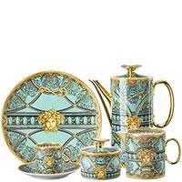 Сервиз для эспрессо Rosenthal Versace Scala Palazzo Verde, фото