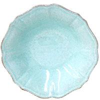 Набор тарелок для супа Costa Nova Impressions голубого цвета на 6 персон, фото