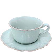 Чашка Costa Nova Impressions голубого цвета 380мл, фото