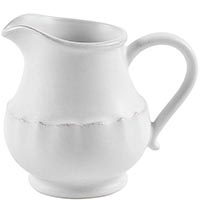 Молочник белый Costa Nova Impressions 370мл, фото