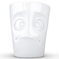 Чашка с ручкой Tassen Baffled глянцевая, фото