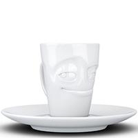 Чашка с блюдцем Tassen (58 Products) Impish для эспрессо, фото