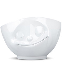 Большая пиала Tassen (58 Products) Happy 1л из фарфора, фото