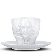 Чашка с блюдцем Tassen (58 Products) William Shakespeare, фото