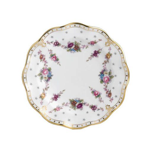 Тарелка Royal Crown Derby Antoinette 16 см, фото