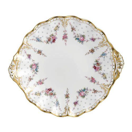 Тарелка для хлеба Royal Crown Derby Antoinette 23 см, фото
