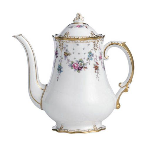Кофейник Royal Crown Derby Antoinette 1.14 л, фото