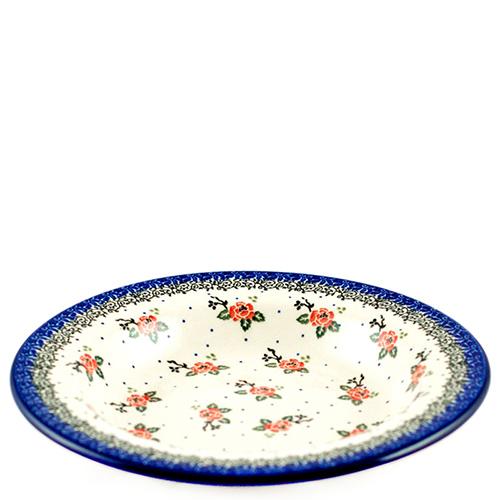 Набор тарелок для супа Ceramika Artystyczna Чайная роза, фото