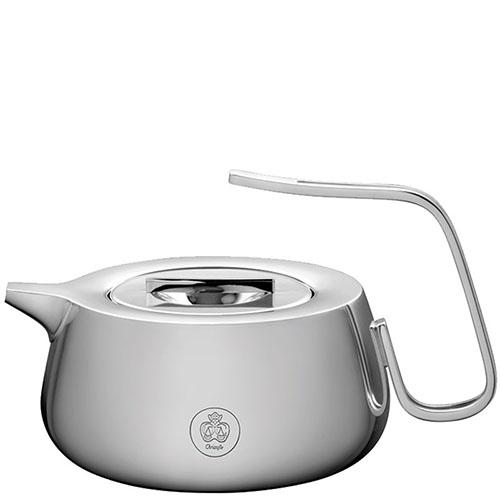 Посеребренный чайник Christofle, фото