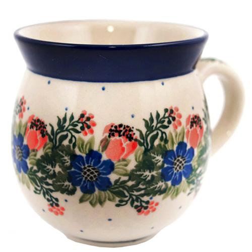 Кружка Ceramika Artystyczna Лесной веночек, фото