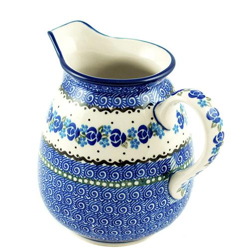 Кувшин Ceramika Artystyczna Озерная свежесть, фото