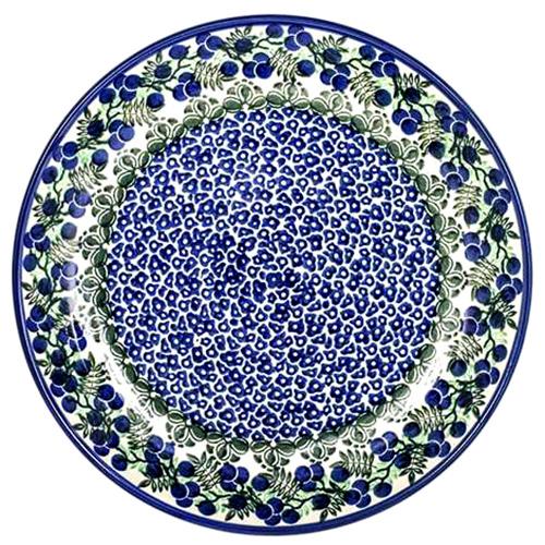 Десертная тарелка Ceramika Artystyczna  Ягодная поляна, фото