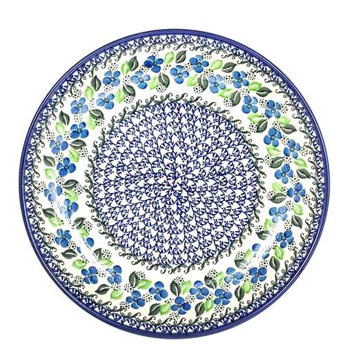 Набор десертных тарелок Ceramika Artystyczna Вербена, фото