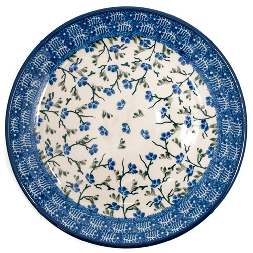Тарелка десертная Ceramika Artystyczna Летний ветерок, фото