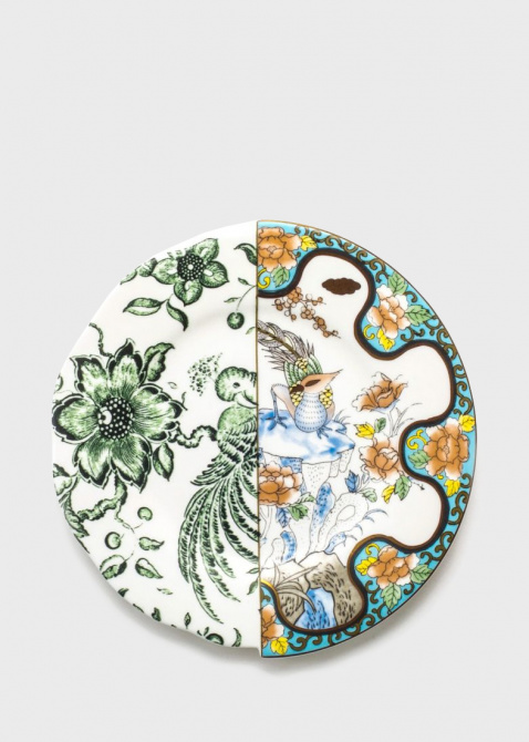 Десертная тарелка Seletti Hybrid Zoe, фото