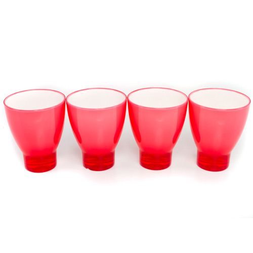Яркие стаканы Plastik Kuo, фото