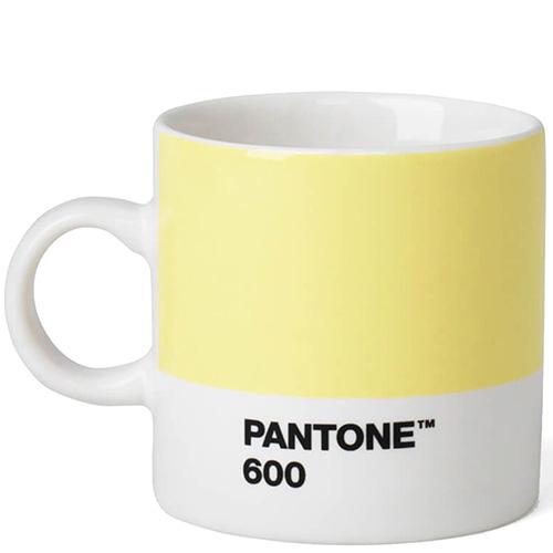 Чашка эспрессо Pantone Light Yellow 600 120 мл, фото
