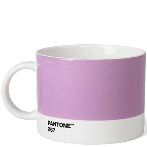 Чашка Pantone Light Purple 257 для чая 475 мл, фото