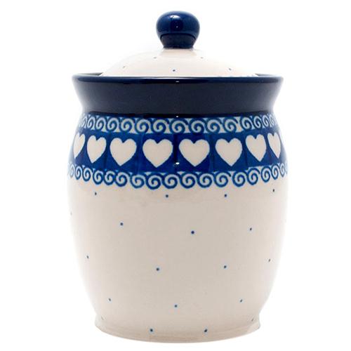 Ёмкость для сыпучих Ceramika Artystyczna Валентинки, фото
