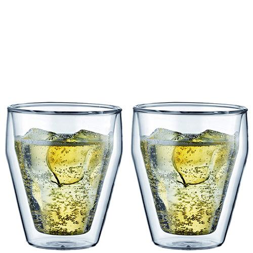 Набор из двух стаканов Bodum Titlis с двойными стенками 0,25л, фото