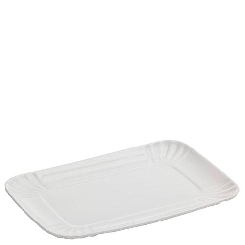 Блюдо из фарфора Seletti прямоугольной формы, фото
