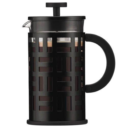 Кофейник Bodum Eileen черный 1 л, фото