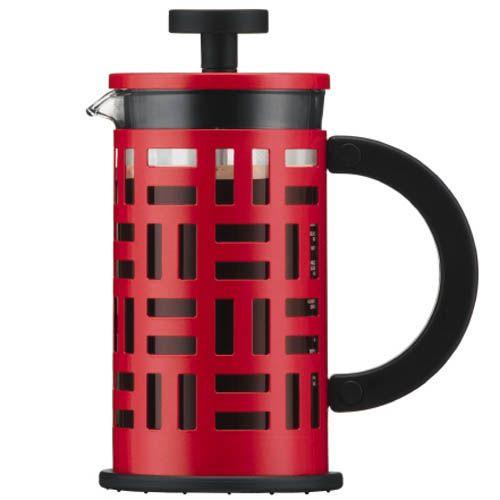 Кофейник Bodum Eileen красный 0.35 л, фото