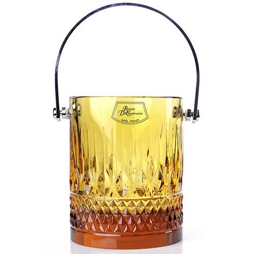 Хрустальное ведро для льда Royale de Champagne, фото